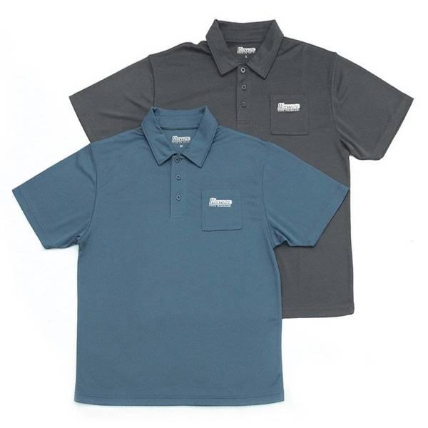 Koszulka polo Harrows Premier szara