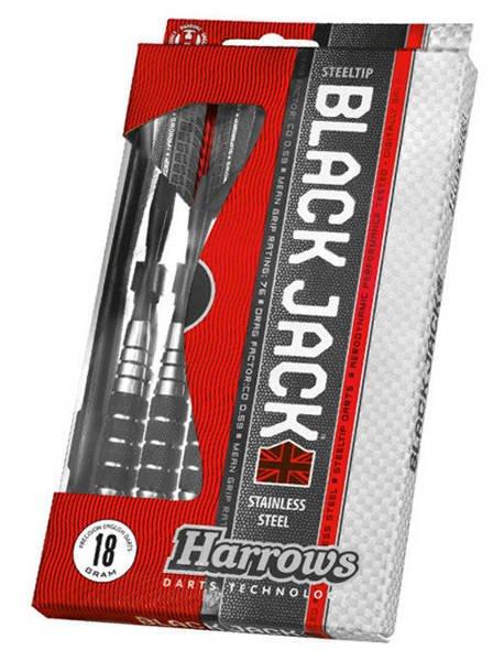 Rzutki Harrows BLACK JACK Steeltip