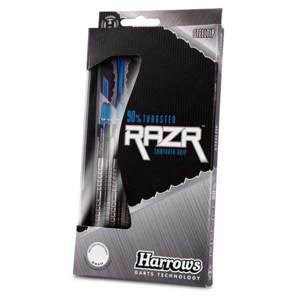 Rzutki Harrows Razr 90% Steeltip