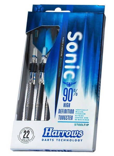 Rzutki Harrows SONIC 90% Steeltip