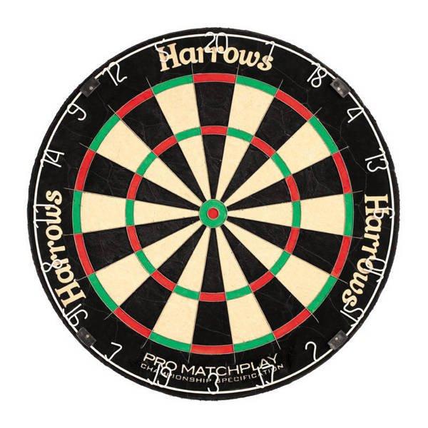 Tarcza Harrows Pro MatchPlay sizal